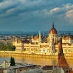 نمای شهر بوداپست