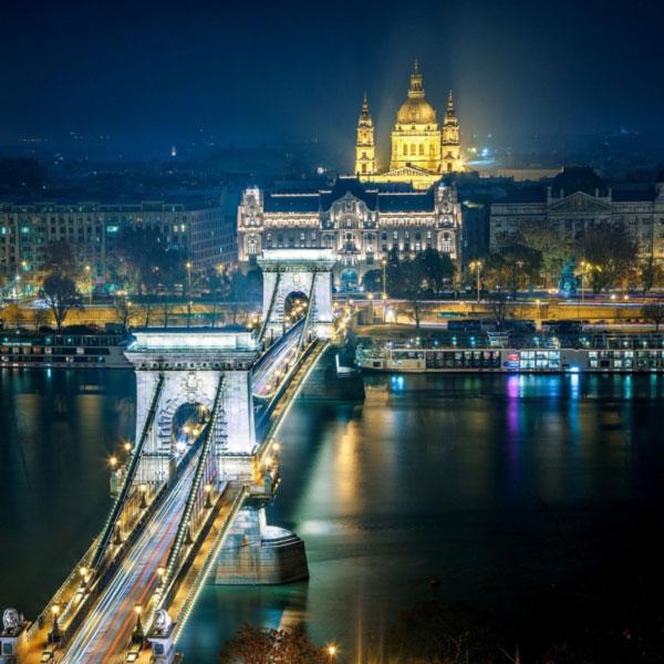 بوداپست در قلب اروپا